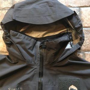 simms Jackets & Coats - Men's Simms Gortex Wading Jacket